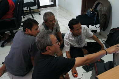 Knowledge Share by YF1DO